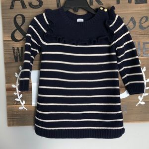 Gap Girls Sweater Dress